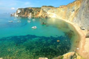 la più bella spiaggia di ponza